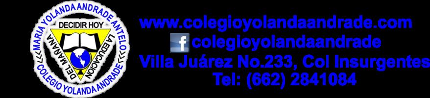 COLEGIO YOLANDA ANDRADE